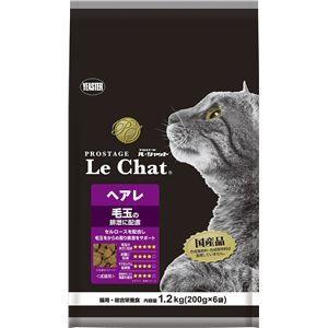 その他 (まとめ)プロステージ ル・シャット ヘアレ 1.2kg(200g×6袋)【×6セット】【ペット用品・猫用フード】 ds-2162434