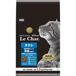 その他 (まとめ)プロステージ ル・シャット ヌクレ 1.2kg(200g×6袋)【×6セット】【ペット用品・猫用フード】 ds-2162435