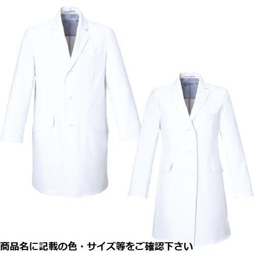 チトセ ドクターコート(男性用) MZ-0025(ホワイト) L 24-5275-0003【納期目安:1週間】