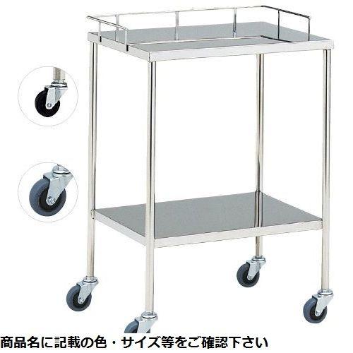 松吉医科器械 器械台 手摺付(φ50mm) MY-1009A(600×450×800 01-2265-00