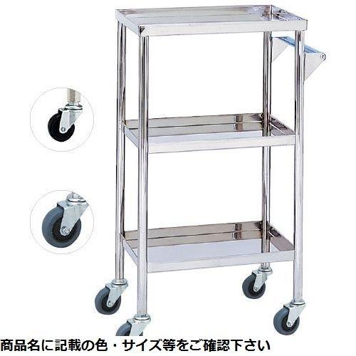 松吉医科器械 コンパクト器械台(φ50mm) MY-1550A(450×300×800 20-3960-02【納期目安:2週間】