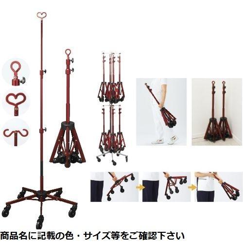 松吉医科器械 折りたたみ式ガートル台 バイオライト N1-080-3500 CMD-00873700
