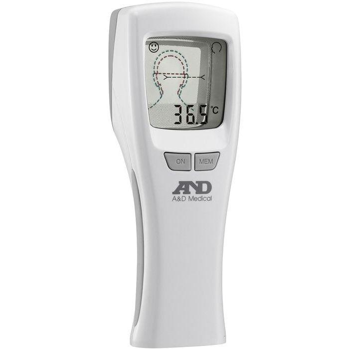 エー・アンド・デイ 多点非接触型体温計 フェイスサーモ TM-1621 CMD-00143172