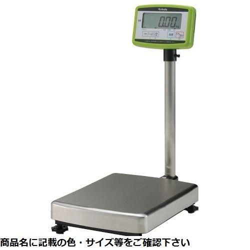 その他 デジタル台はかり(検定なし) KL-BF-N120AH(120KG) 24-4080-01【納期目安:1週間】