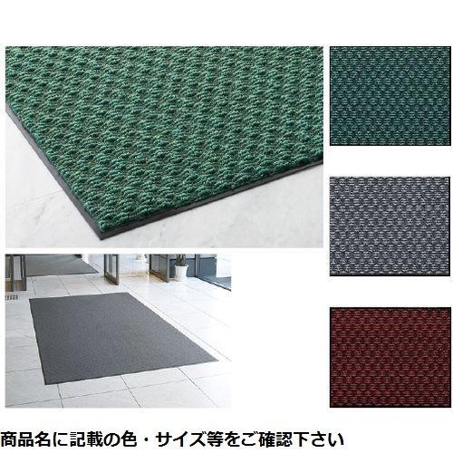 山崎産業 ロンステップ吸水マット300 F-125-12(900×1200mm) グリーン(G) 23-5006-0001【納期目安:1週間】