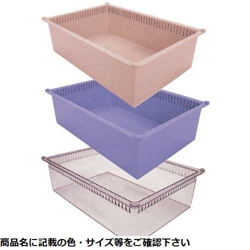 サカセ化学工業 プラスチックトレー PT64-17 ブルー 01-2547-0202【納期目安:1週間】