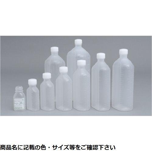 その他 エムアイケミカル 投薬瓶PPB(滅菌済) 60CC(15ホン×20フクロ入り) キャップ:透明 08-2855-0206【納期目安:1週間】