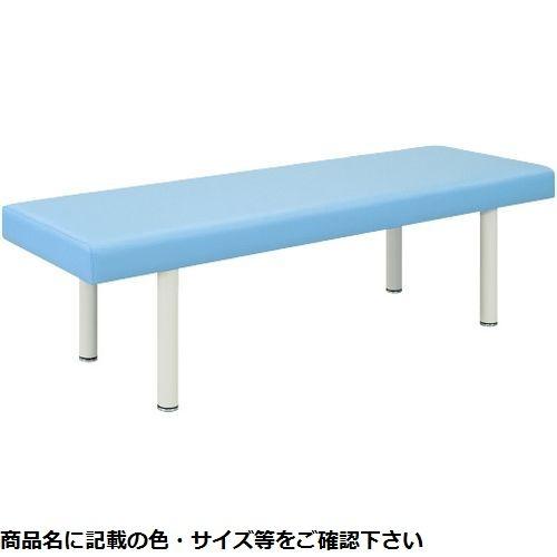 その他 高田ベッド製作所 DXマッサージベッド TB-908(60×180×55cm) ビニルレザーライトブルー CMD-0004297306【納期目安:1週間】