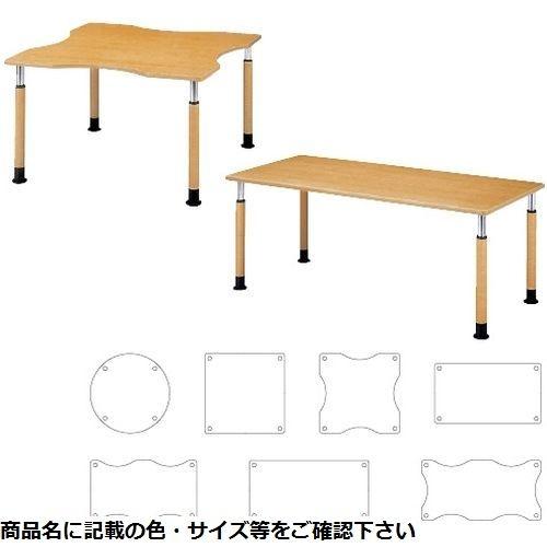 その他 昇降式テーブル FPS-1890Q(W180XD90cm 23-6626-06【納期目安:1週間】