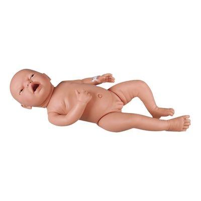 エルラージーマー社 新生児・沐浴練習人形(男の子) BA72-1 CMD-00877156【納期目安:1週間】