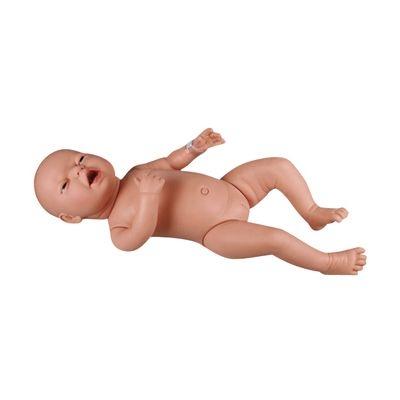 エルラージーマー社 新生児・沐浴練習人形(女の子) BA73-1 CMD-00877157【納期目安:1週間】