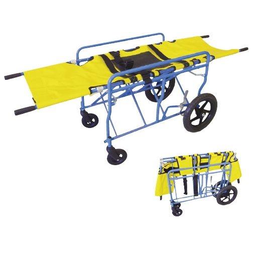 日進医療器 軽量レスキューカー(折りたたみ式) NRC-L1 CMD-00874903