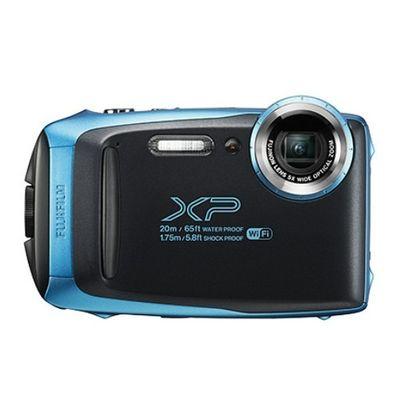 富士フイルム 富士フイルム デジタルカメラ FinePix XP-130SB スカイブルー 1台 4547410367621【納期目安:2週間】