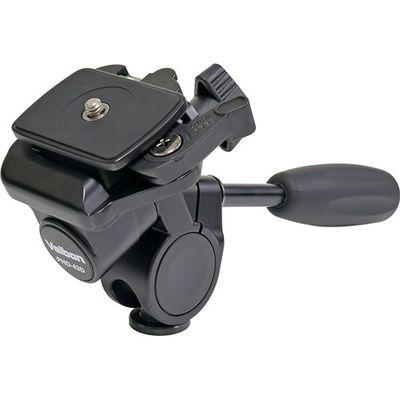 ベルボン ベルボン カメラ用雲台パンヘッドシリーズ カメラ用雲台1トップ式 PHD-43D 1台 4907990470300【納期目安:2週間】
