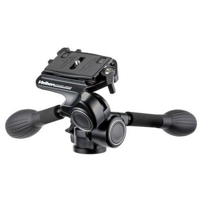 ベルボン ベルボン カメラ用雲台 3ウェイ式 PHD-55Q 1台 4907990481962【納期目安:2週間】