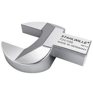 その他 STAHLWILLE(スタビレー) 731/100-60 トルクレンチ差替ヘッド スパナ(58211060) ds-2164176