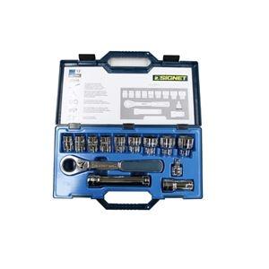 その他 SIGNET(シグネット) 20545 13PC ボルテックスソケットセット(差込角30MM) ds-2165606
