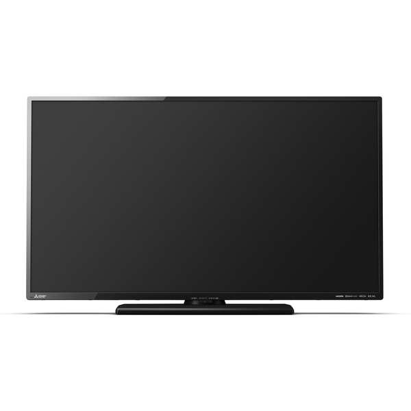 三菱電機 40V型 液晶テレビ REAL(リアル) ブラック フルハイビジョン LCD-40ML8H