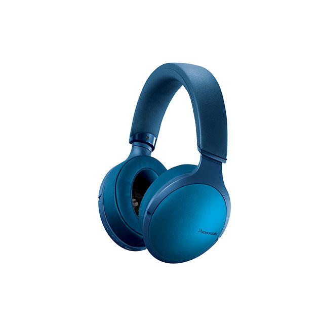 パナソニック ワイヤレスステレオヘッドホン マリンブルー RP-HD300B-A【納期目安:4/19発売予定】