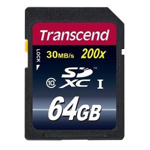 その他 トランセンドジャパン SDXCカード TS64GSDXC10 【5個セット】 ds-1668484