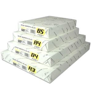その他 (まとめ)大王製紙 マルチカラー紙 CW-630C B4黄色500枚【×5セット】 ds-2167926