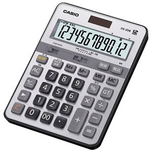 その他 カシオ計算機 本格実務電卓 DS-2DB 12桁 ds-2168075