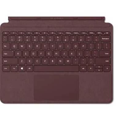 マイクロソフト Surface Go タイプ カバー [バーガンディ] ・マイクロソフト ・Surface Go用 ・Signature KCS-00059【納期目安:2週間】