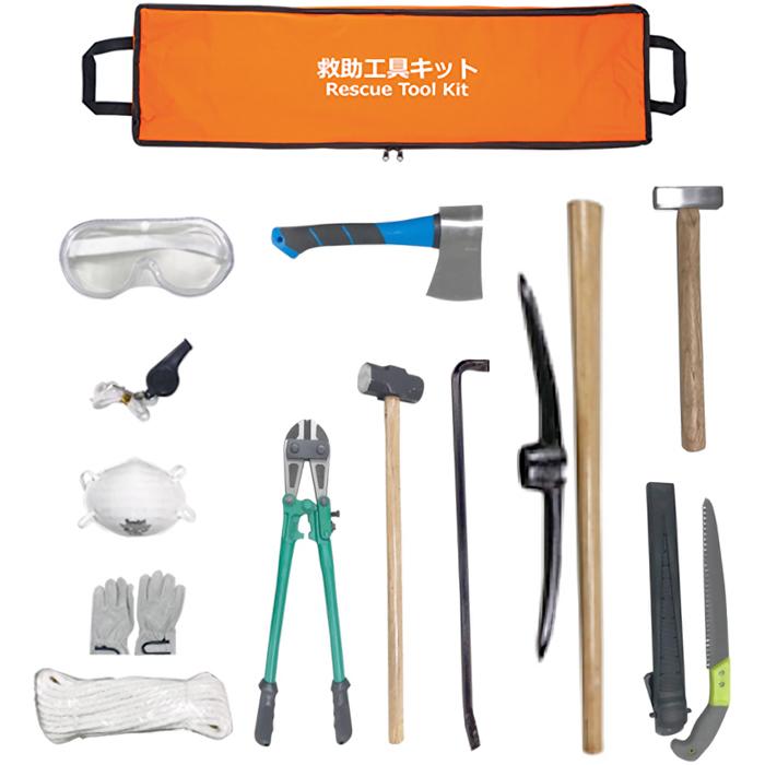ナカトミ 救助工具キット RTK-17