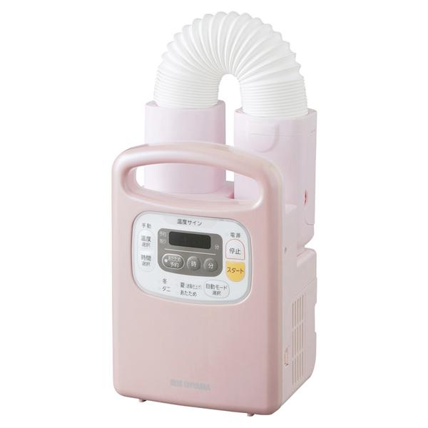 その他 【3個セット】ふとん乾燥機カラリエ1台(ピンク) 2214290