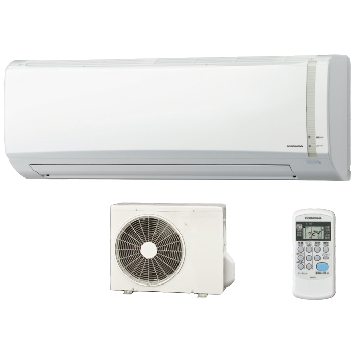 コロナ ルームエアコン 冷房・暖房・除湿の基本性能重視のシンプルモデル おもに6畳用 CSH-N2219RW