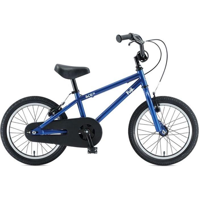 FUJI 2019年モデル エース(ACE 16) 16インチ DEEP SEA 幼児用自転車 19AC16BL16【納期目安:追って連絡】
