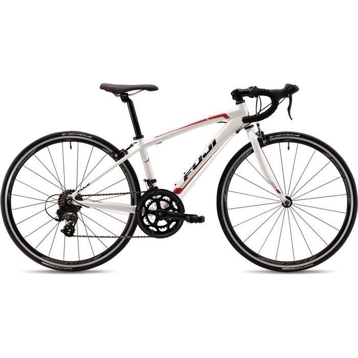 FUJI 2019年モデル エース(ACE 650) 650C 2x7段変速 PEARL WHITE 子供用自転車 19AC65WH35【納期目安:追って連絡】