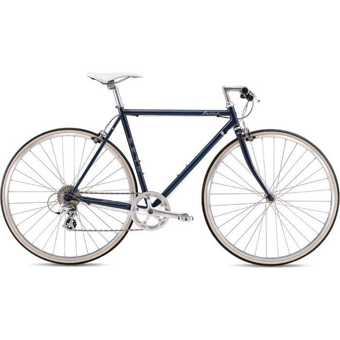 FUJI 2019年モデル バラッド(BALLAD ) 43cm 8段変速 NAVY クロスバイク 19BALDNV43【納期目安:追って連絡】