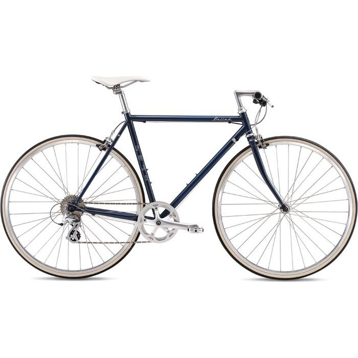 FUJI 2019年モデル バラッド(BALLAD ) 56cm 8段変速 NAVY クロスバイク 19BALDNV56