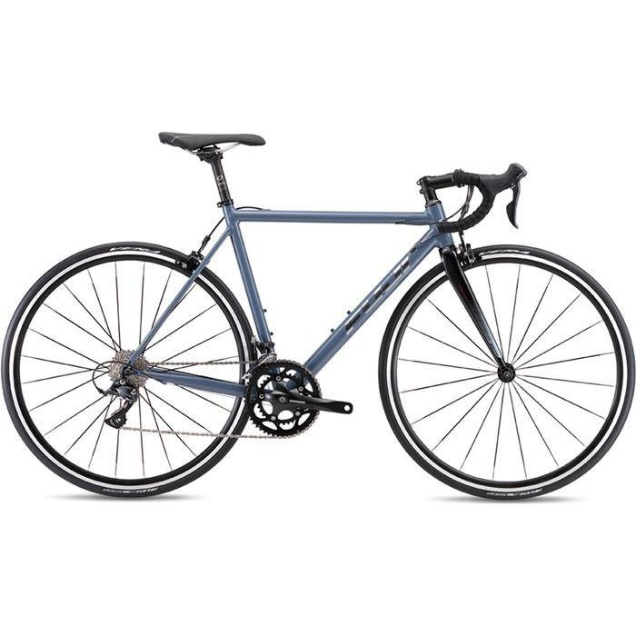 FUJI 2019年モデル ナオミ(NAOMI ) 52cm 2x9段変速 STORM GRAY ロードバイク 19NAOMGY52【納期目安:追って連絡】