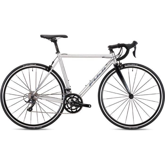 FUJI 2019年モデル ナオミ(NAOMI ) 52cm 2x9段変速 BRUSHED ALUMINUM ロードバイク 19NAOMSV52【納期目安:追って連絡】