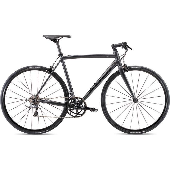 FUJI 2019年モデル ルーベ オーラ(ROUBAIX AURA) 46cm 2x8段変速 MATTE BLACK クロスバイク 19ROBABK46【納期目安:追って連絡】