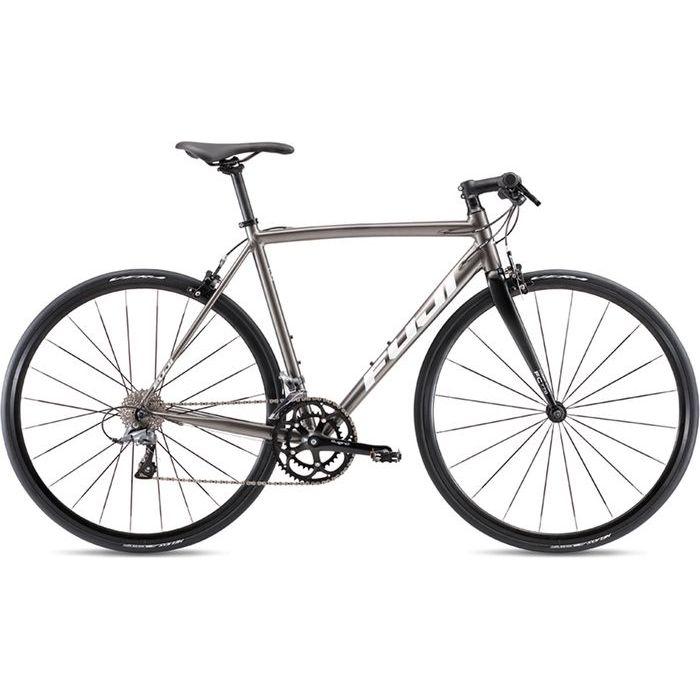 FUJI 2019年モデル ルーベ オーラ(ROUBAIX AURA) 52cm 2x8段変速 GUNMETAL クロスバイク 19ROBAGM52【納期目安:追って連絡】