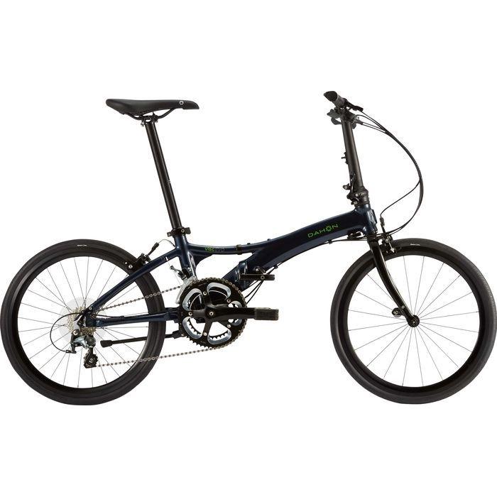 DAHON(ダホン) 2019年モデル ヴィスク エヴォ(Visc EVO) 2x10段変速 ミッドナイト 折りたたみ自転車 19VISCMD00