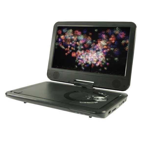 arwin 10.1型 フルセグ&ワンセグテレビWチューナー搭載ポータブル・DVD&マルチプレーヤー APD-101FR