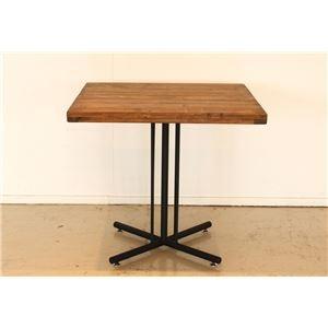 その他 カフェテーブル ケルト ブラウン ds-1702846