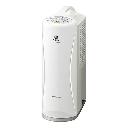コロナ 衣類乾燥除湿機 ホワイト CD-S6319-W【納期目安:1週間】