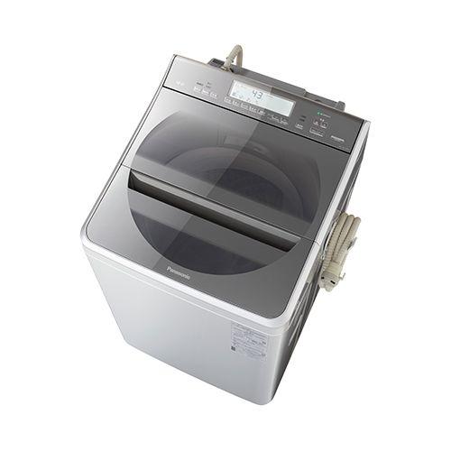 パナソニック 全自動洗濯機 洗濯12kg シルバー NA-FA120V2-S