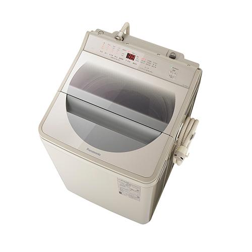 パナソニック 9.0kg全自動洗濯機ストーンベージュ NA-FA90H7-C