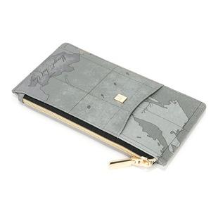 その他 PRIMA CLASSE(プリマクラッセ)PSW8-2137 パスポートが入るサイズ薄型ファスナー長財布 (オーシャン) ds-2172645