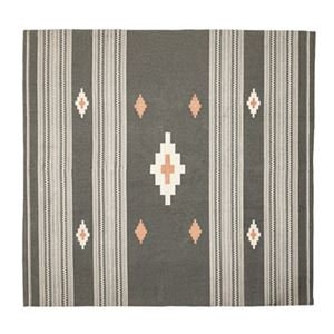 その他 モダン ラグマット/絨毯 【180×180cm TTR-162A】 正方形 綿 インド製 〔リビング ダイニング フロア 居間〕 ds-2173395