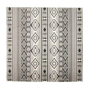 その他 モダン ラグマット/絨毯 【180×180cm TTR-162C】 正方形 綿 インド製 〔リビング ダイニング フロア 居間〕 ds-2173397