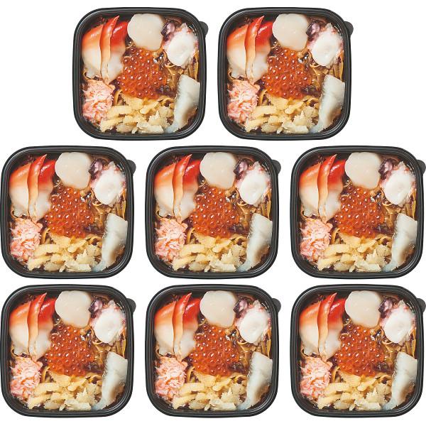 その他 7種の具材を使った海鮮松前漬(8食) 2458510001211【納期目安:1週間】