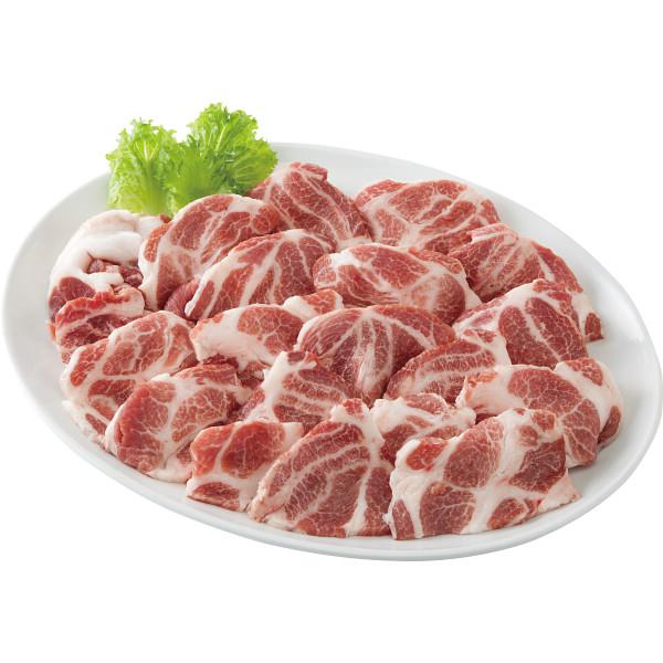 その他 スペイン産イベリコ豚ベジョータ 一口ステーキ用肩ロース(600┣g┫) 2458440001671【納期目安:1週間】