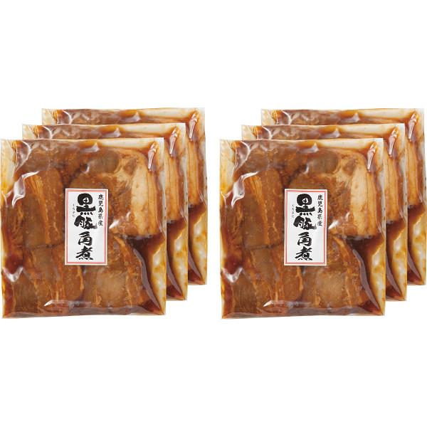 その他 鹿児島県産黒豚 角煮(6袋) 2459350005643【納期目安:1週間】